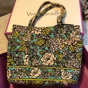 "Vera Bradley ""Island Bloom"" Shoulder Bag"